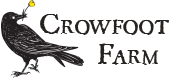 Crowfoot Farm, LLC – Virginia Logo